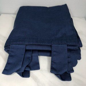 Other - Single Tab Top Curtain Panel in Navy Blue
